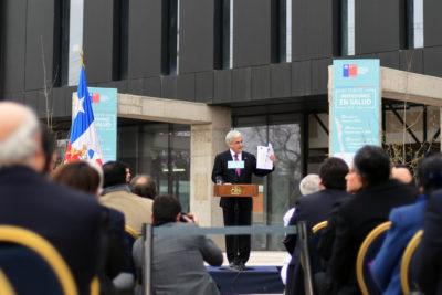 Plan Nacional de Inversiones: Piñera anuncia la construcción de 25 nuevos hospitales a marzo de 2022