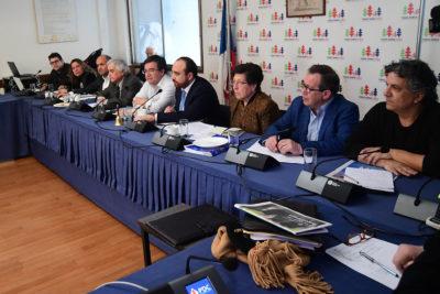 """DC califica presencia de Luis Castillo en el Gobierno como """"acto hostil"""" y lo desconoce como autoridad"""