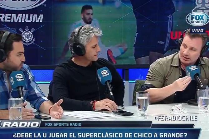 """""""¡Es una vergüenza para el hincha!"""" fue lo más suave que Barti le dijo a Pizarro por hegemonía de Colo Colo"""
