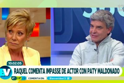 Raquel Argandoña defendió a Paty Maldonado por impasse con Alejandro Goic y culpó a la producción del Mucho Gusto