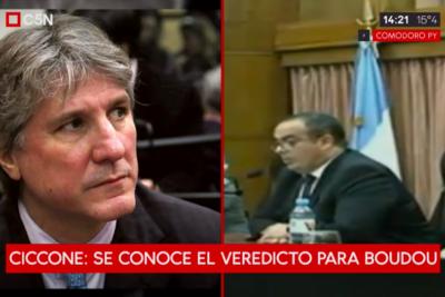 Ex vicepresidente argentino fue condenado a prisión por cohecho