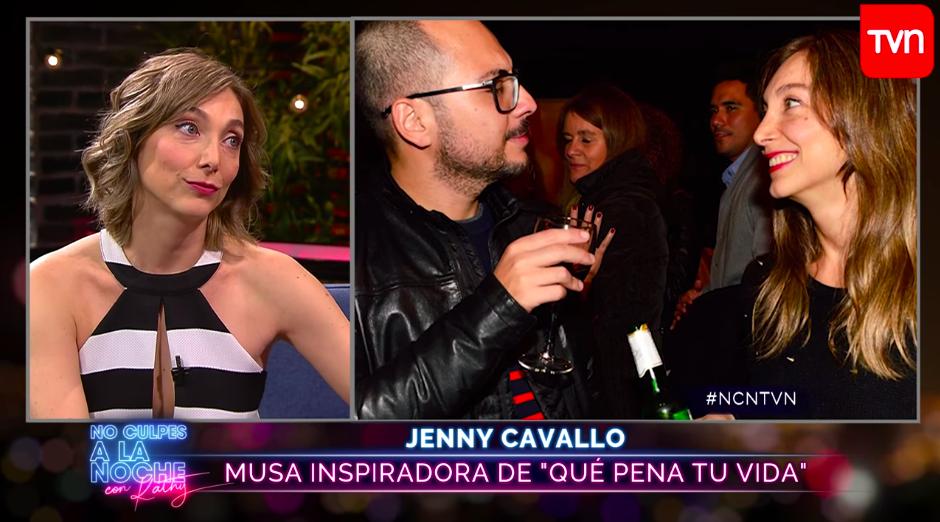 """VIDEO  Jenny Cavallo asegura que Nicolás López """"tiene su propia versión de los hechos"""""""