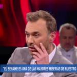 Jordi Castell recordó cuando quiso ser guardador de una niña del Sename y se lo negaron por ser homosexual