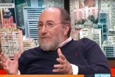 """Sergio Melnick apaga el fuego con bencina y pide la creación de un particular """"museo"""""""