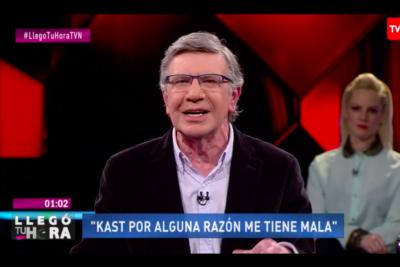 VIDEO | Joaquín Lavín intenta explicar de dónde viene la mala onda de José Antonio Kast