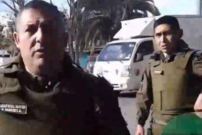 """Carabineros y asesinato de perro callejero: """"Quizás es el momento de ver el uso de armas no letales"""""""