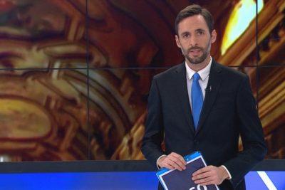 """VIDEO   Daniel Matamala destroza el paso de Varela en el Mineduc: """"Llegó al puesto por ser amigo del jefe"""""""