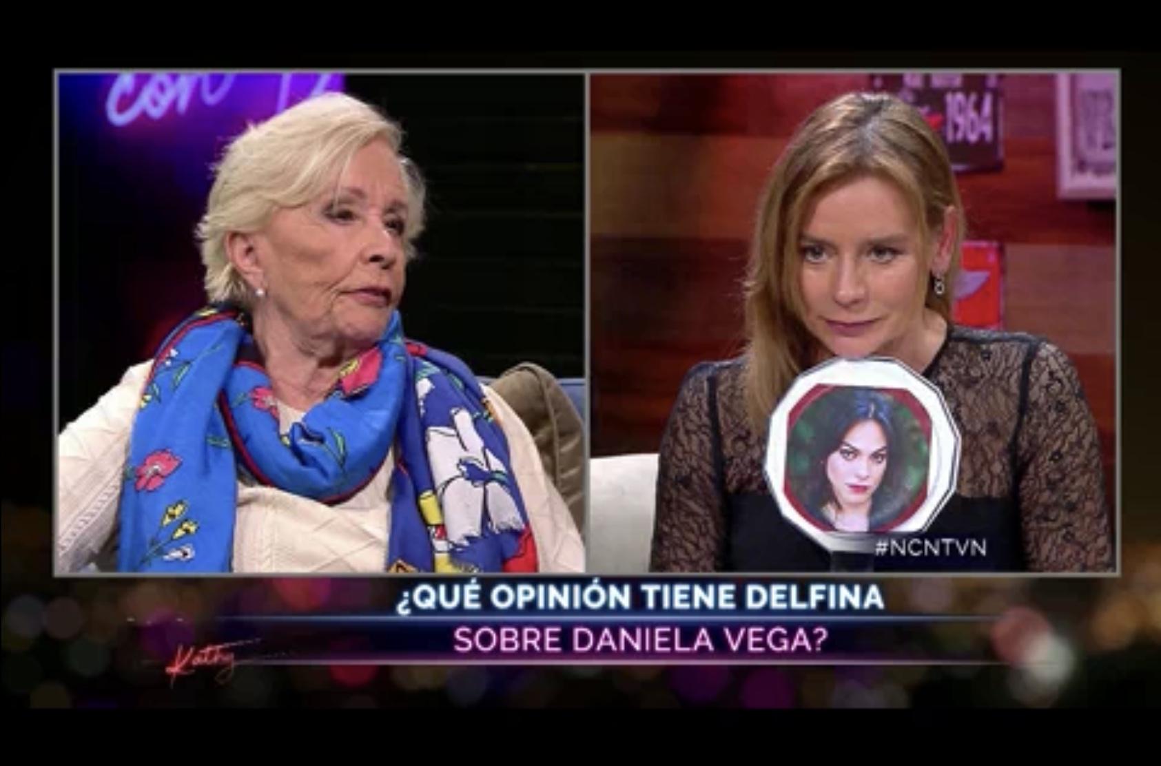 """""""Delfina Guzmán: Daniela Vega """"es mala actriz"""" y Patricia Maldonado es inteligente"""