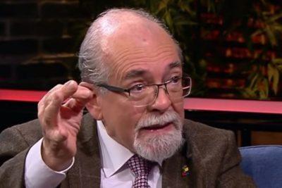 """Astrónomo José Maza trata de """"charlatán"""" y """"engrupidor"""" a Salfate"""