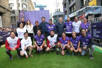 Ciudad sin límites, la nueva campaña de Techo que busca crear espacios más integrados