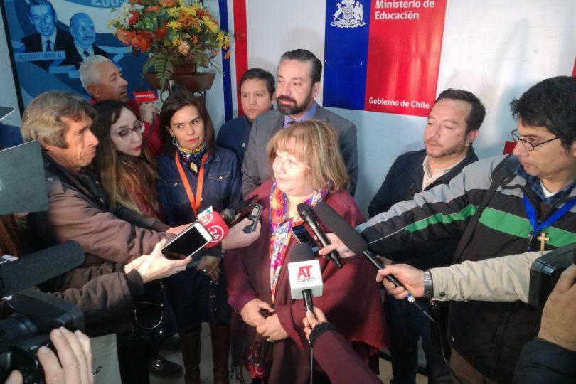 Funcionarios son investigados por mantener relaciones sexuales en la Seremi de Educación de Atacama