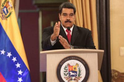 """Unión Europea lamenta nuevo mandato de Nicolás Maduro y aseguró estar """"dispuesta a reaccionar"""""""