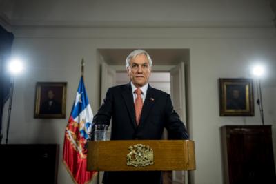 Piñera presenta contrarreforma tributaria: ratifica integración del sistema y Defensoría del Contribuyente