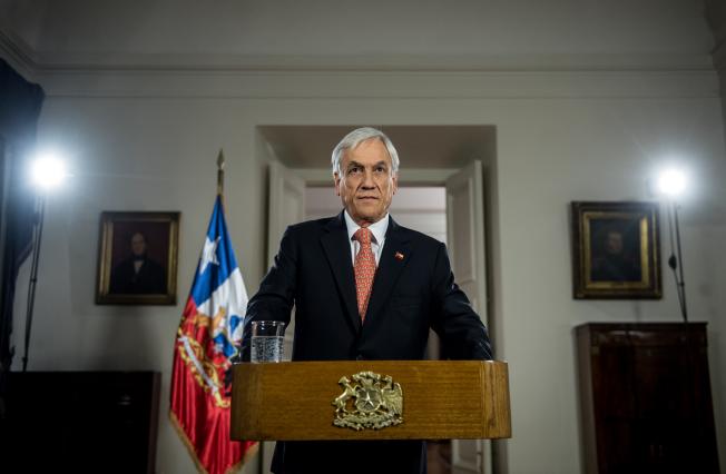 """""""Piñera presenta contrarreforma tributaria: ratifica integración del sistema y Defensoría del Contribuyente"""""""
