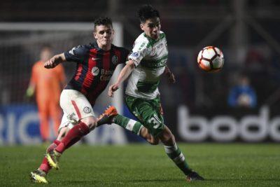 Conmebol le quitó el triunfo a Temuco ante San Lorenzo en Copa Sudamericana