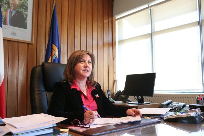 NOT GEO: El estilo negacionista de la intendenta de Aysén