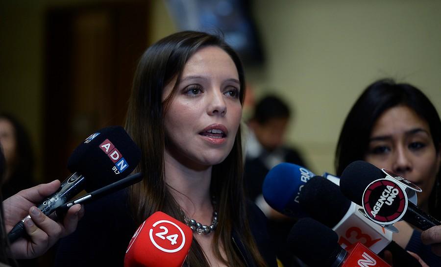 Diputada Camila Flores (RN) revive proyecto de castración química para abusadores de niños