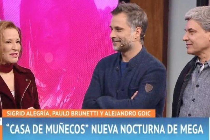 Escala la rebelión en Mega: actores desmienten al canal y revelan trastienda de la funa a Patricia Maldonado