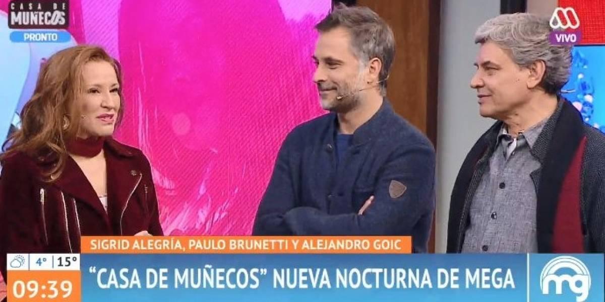 """""""Escala la rebelión en Mega: actores desmienten al canal y revelan trastienda de la funa a Patricia Maldonado"""""""