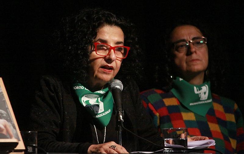 """Faride Zerán y el movimiento feminista: """"Va a intentar ser instrumentalizado o neutralizado desde distintos sectores"""""""