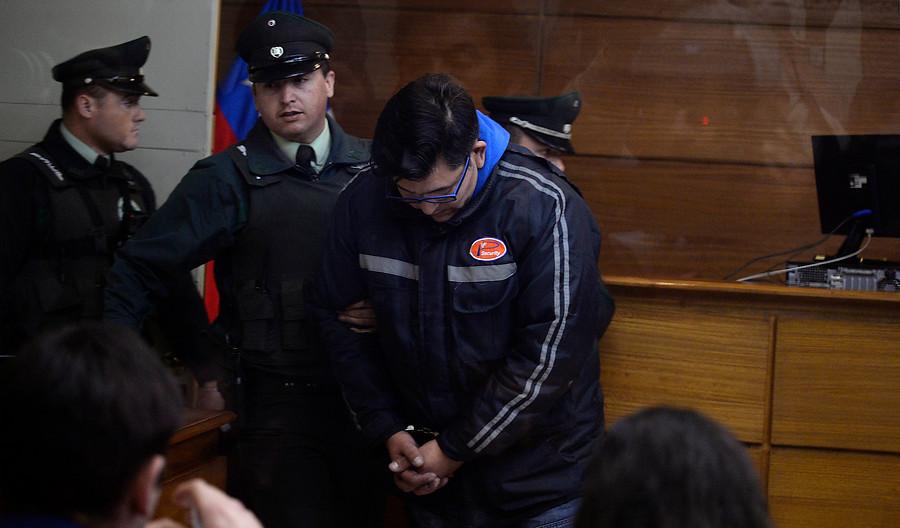 """""""Cárcel de Valparaíso: suspenden visitas a condenado por crimen de Nibaldo Villegas"""""""