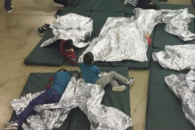 VIDEO | Niño no reconoce a su madre tras ser separados por la política migratoria de Trump