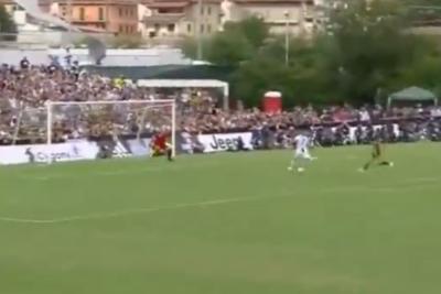VIDEO | El primer gol de Cristiano Ronaldo con la Juventus