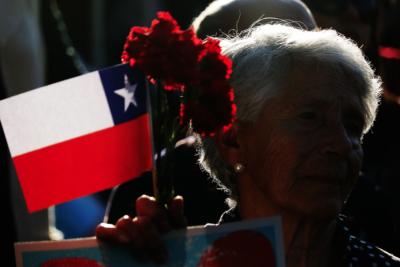 FOTOS | Así fue el multitudinario acto en el Museo de la Memoria