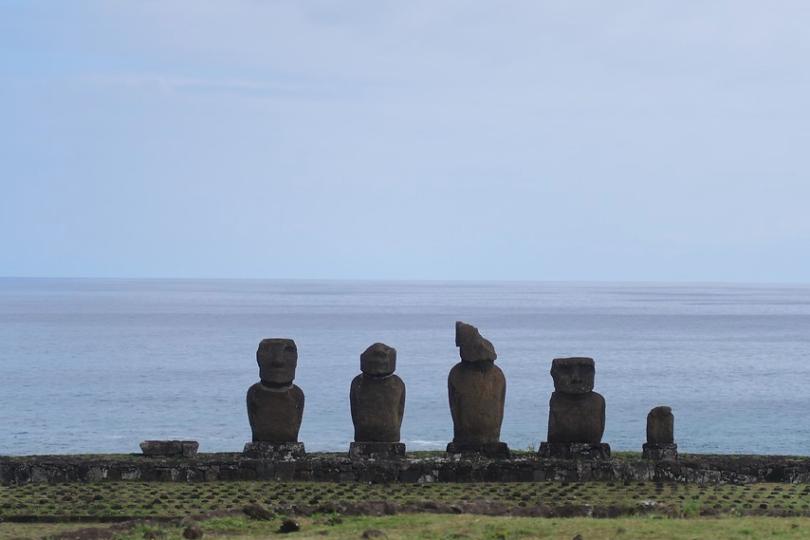 Jefe de Correos de Rapa Nui planeó y robó oficina en la isla
