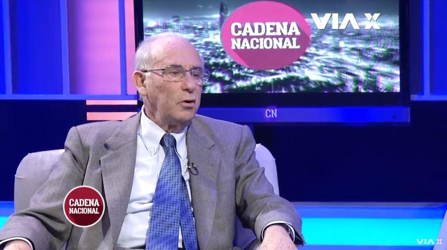 """VIDEO   Sergio Bitar: """"¿La UDI va a escribir el Museo de la Democracia? ¡Qué es eso!"""""""