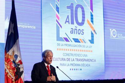 Nueva ley de Transparencia busca ampliar exigencias al Congreso, Contraloría y el Ministerio Público