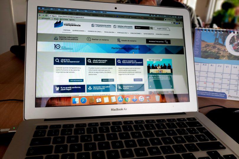 Consejo para la Transparencia: solicitudes de acceso a la información suben un 29%
