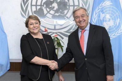 """""""Un gran paso hacia la libertad y la igualdad"""": Bachelet celebra y aplaude a India por despenalizar la homosexualidad"""