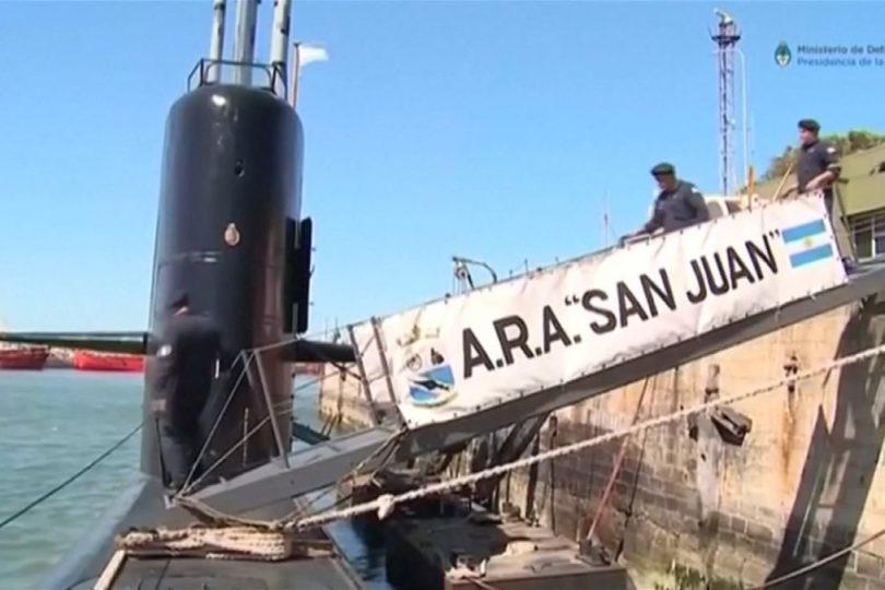 """Gobierno argentino anuncia que habrán """"novedades"""" sobre el submarino San Juan en 24 horas"""