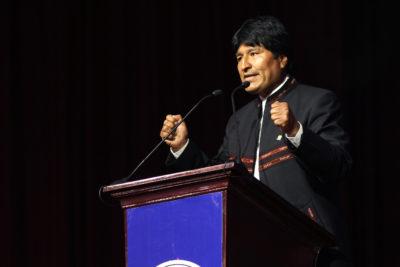 Nuevo embajador de Bolivia en la OEA anuncia activismo por demanda marítima