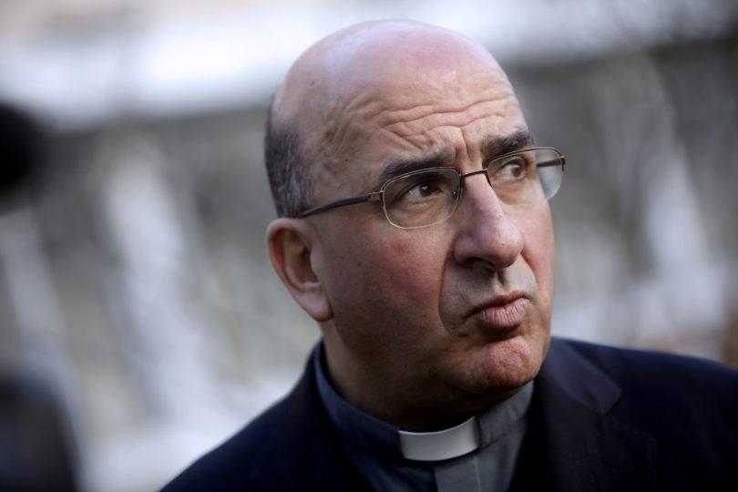 """Arzobispo Chomalí tras reunión con el Papa y Bertomeu: """"Presenté nuevamente mi renuncia, la que no fue aceptada"""""""