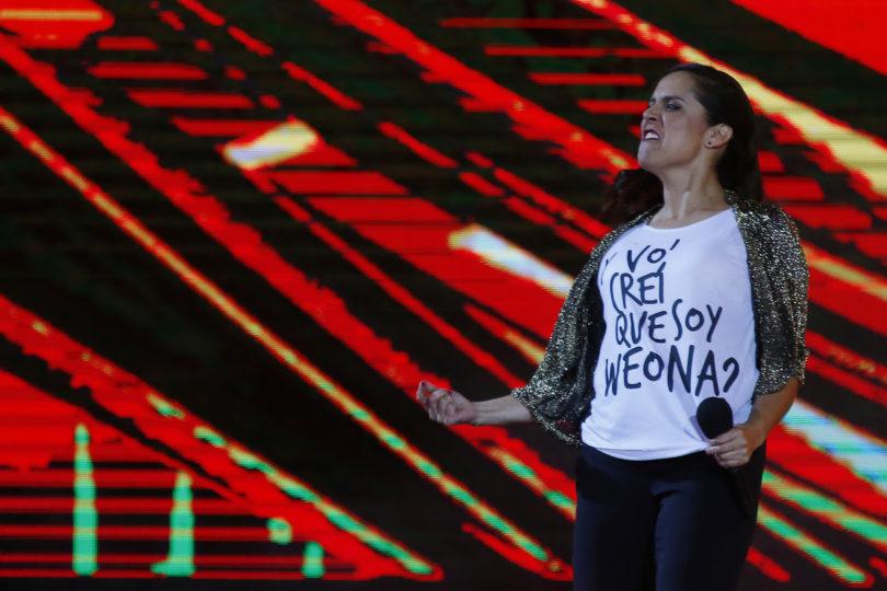 """""""Todos van a caer"""": Natalia Valdebenito responde al Mucho Gusto por cuestionar su denuncia de abuso en Sábado Gigante"""