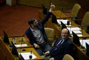 Bellolio apoya la Ley de Identidad de Genero y saca aplausos en el Congreso