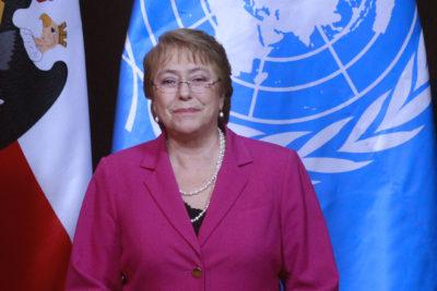 Bachelet visitará México en abril por Plan Nacional de Paz y Seguridad