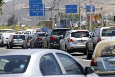 """MOP avisa de la """"mejor hora para viajar"""" el viernes en fin de semana largo por Fiestas Patrias"""