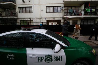 Muere carabinero durante una persecución por las calles de Santiago