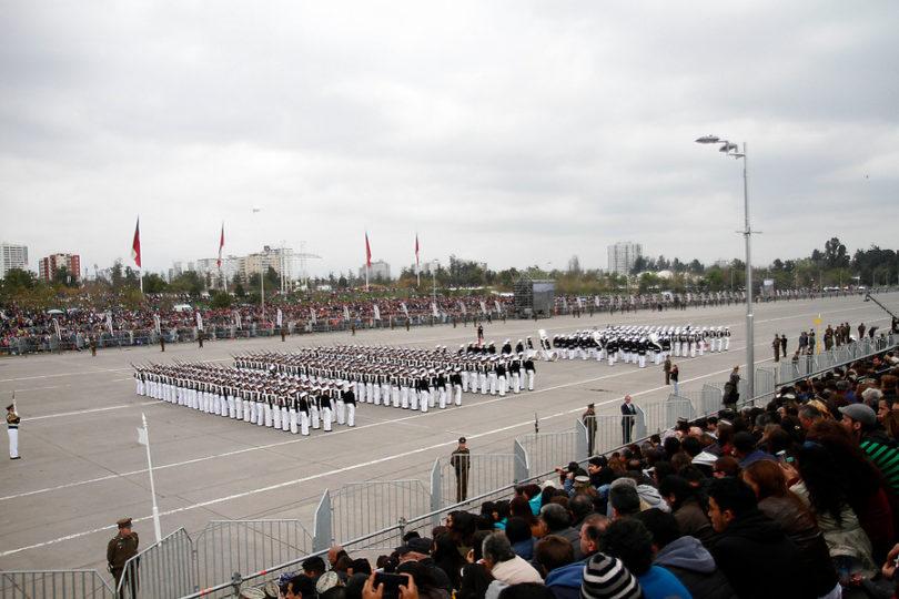 Rebelión contra TVN: por qué la mayoría de los canales decidió no transmitir la Parada Militar
