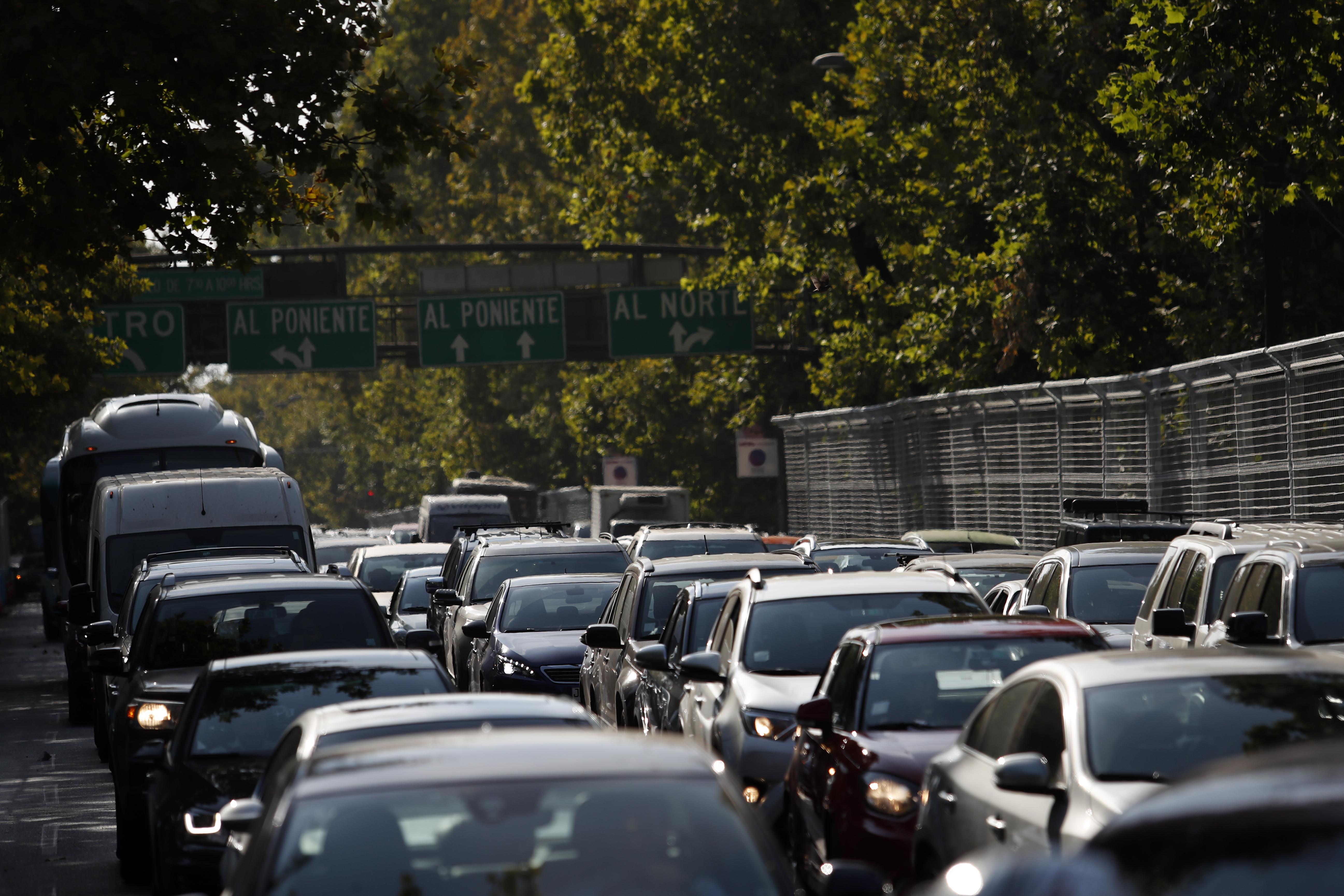 """""""Red Ciudad Futura llama a dejar vehículos en casa en la conmemoración del """"Día Nacional sin Auto"""""""""""