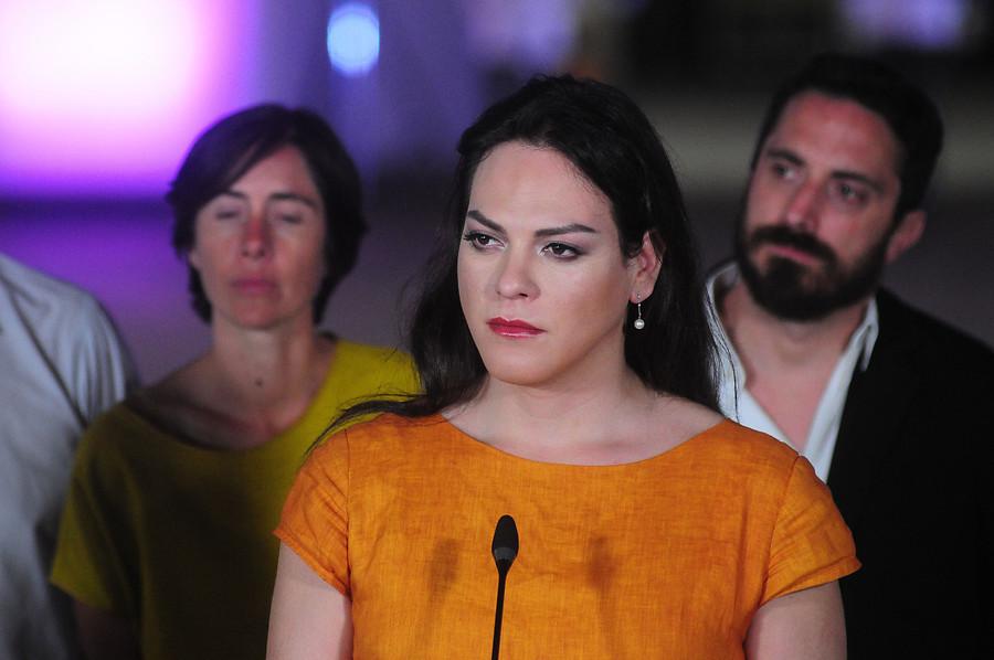"""""""Daniela Vega:"""