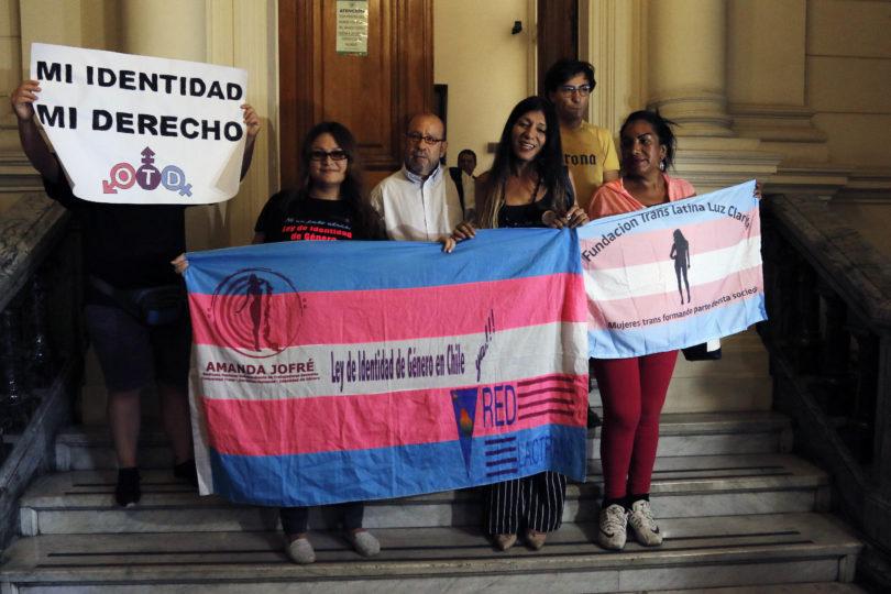 Movilh denuncia ante la CIDH y ante la alta comisionada Bachelet la exclusión de menores de 14 años en Ley de Identidad de Género