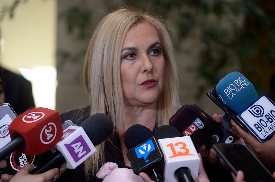 Pamela Jiles pide renuncia de Garín y Mirosevic a Comisión de Ética
