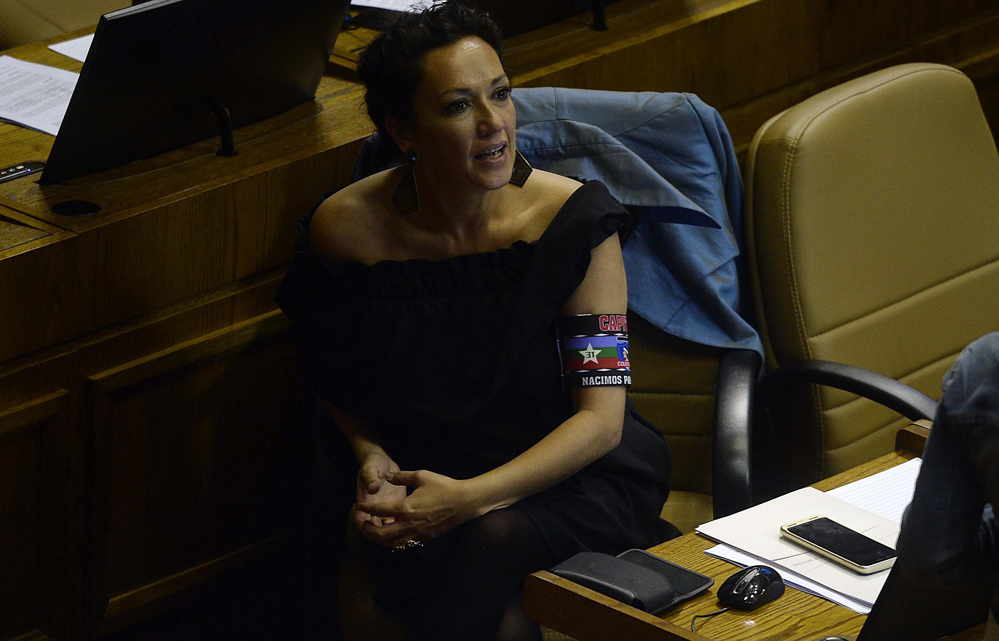 Denuncian a diputada Marisela Santibáñez por maltrato laboral en el Congreso