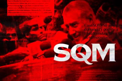 SQM reconoce ante Comisión los millonarios pagos a políticos