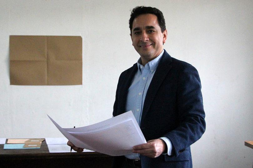 Marco Antonio Núñez niega haber filtrado imágenes íntimas de ex pareja