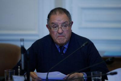 """Huenchumilla valora """"cambio cultural"""" en la derecha sobre el pueblo mapuche"""